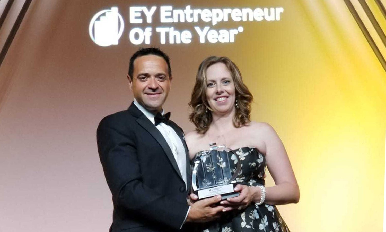 Heather Ames Versace of Neurala named Entrepreneur Of The Year® Award winner in New England