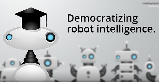 Democratizing robotic intelligence