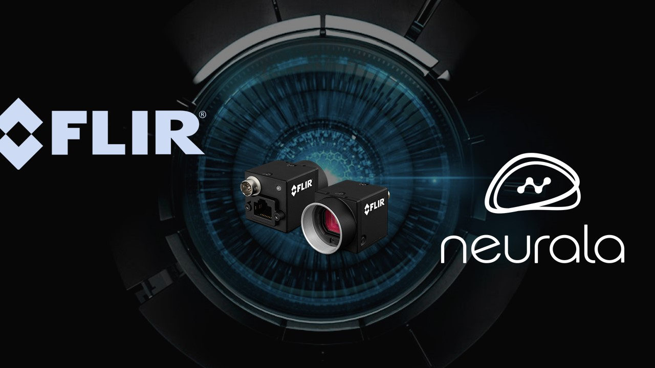 FLIR and Neurala Team Up to Meet Growing Demand for Deep Learning Cameras in Industrial Manufacturing