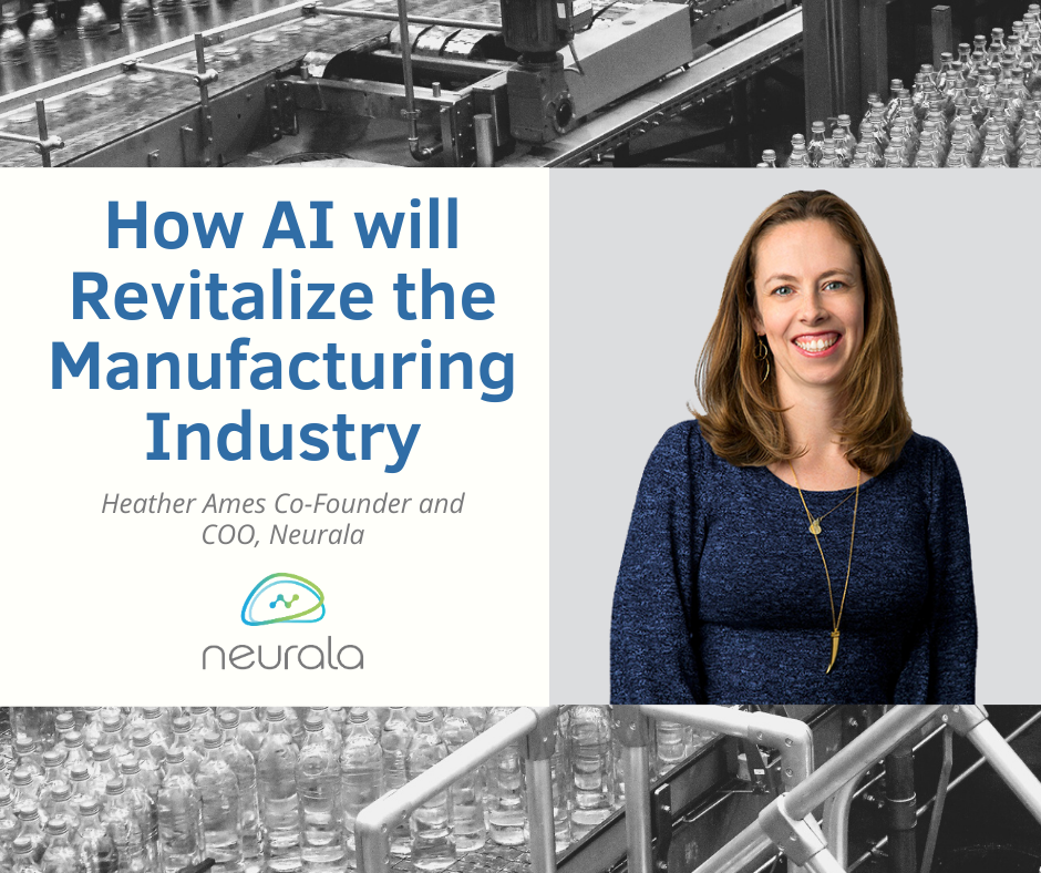 How AI will Revitalize the Manufacturing Industry