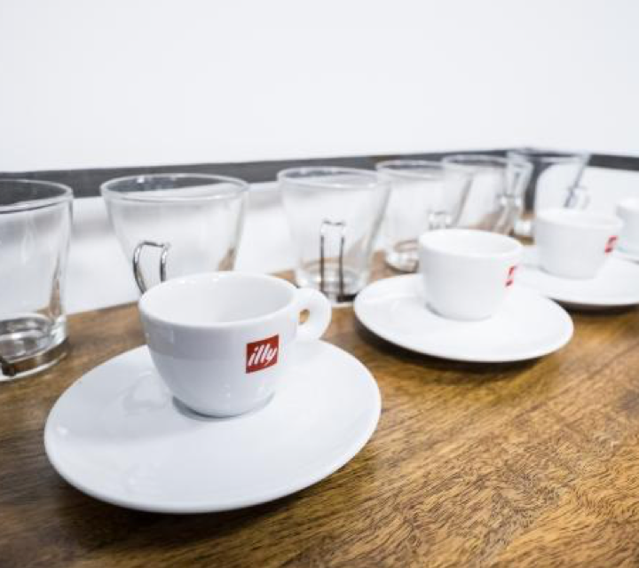 Illy Espresso Cup Nuerala Office